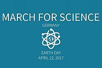 Zur March for Science Germany Website