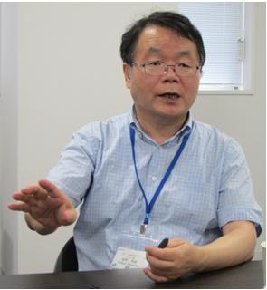 Professor Hideo Hosono (Laboratory for Materials and Structures, Institute of Innovative Research - Tokyo Institute of Technology/Japan)